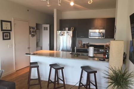 Modern 1BR Junior Loft in River West Neighborhood - Chicago - Apartment