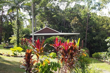 Cosy room in rainforest home - Kuranda - House