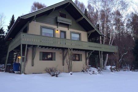 Chalet en montagne ( pour repos ) - House