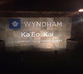 Week at Princeville Ka Eo Kai by Wyndham, KAUAI - Princeville - Other