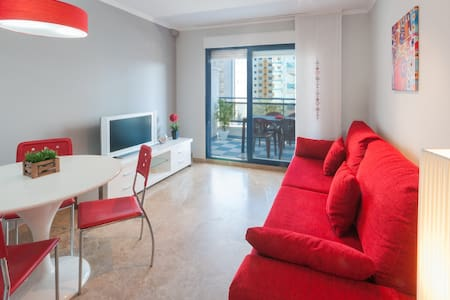 Acogedor apartamento con A/A y wifi - Apartmen