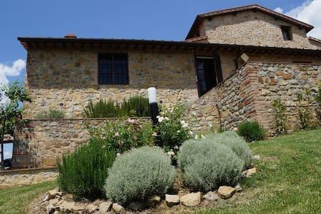 Rustige vakantievilla in Toscane - Talo