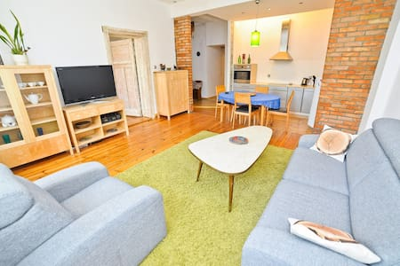 Nice Flat - heart of the Sopot - Appartement