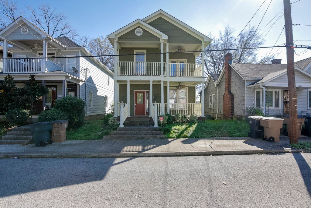 Top 100 airbnb rentals in nashville tennessee for Airbnb nashville