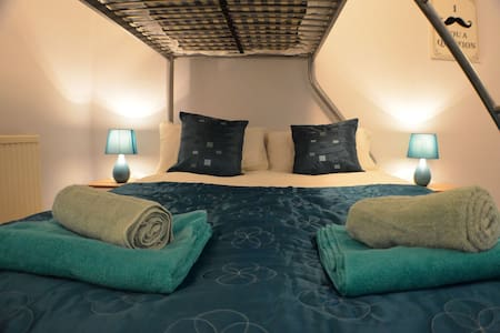 Triple room in Birchfields Guest House - Manchester