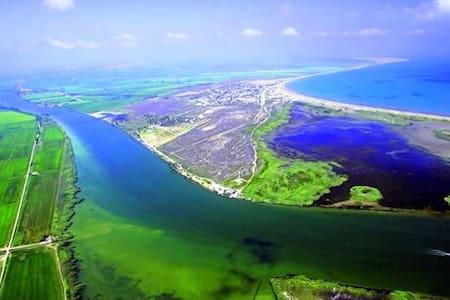 Alquiler en el Delta del Ebro - El Lligallo del Gànguil