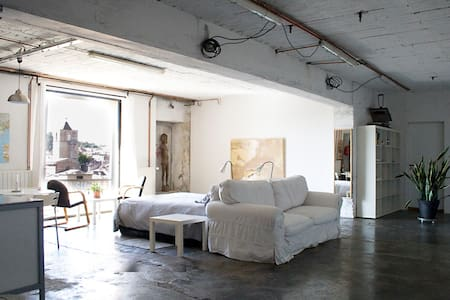 Writer / Artist/ relax and do nothing studio - Loft