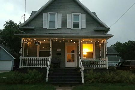 Quaint 2 Bedroom Character home in Appleton, WI - Ház