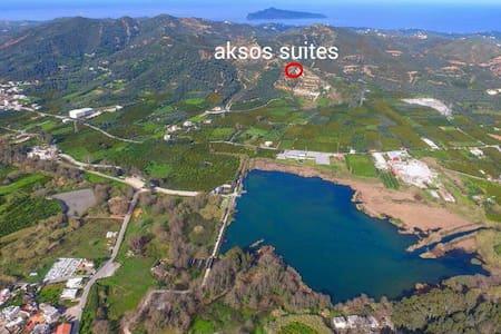 "Maria's ""Aksos Suite "" - Αγιά - Villa"
