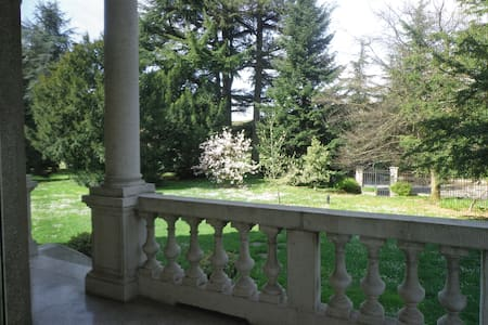 Villa Liberty in Franciacorta - Ome - Andere