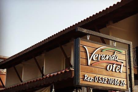 Veranda Otel - Enez - Lägenhet