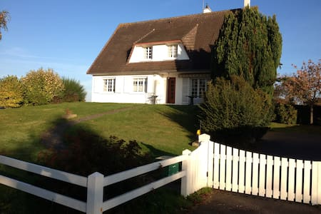 Country house, close to the Mont-Saint-Michel - Brécey - Rumah