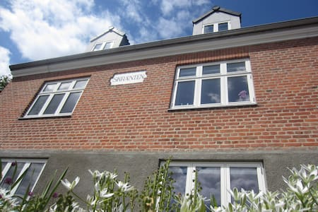 Atmosfærisk hus ved Rold Skov - Maison