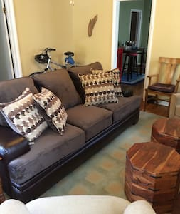 Comfy Full-length Couch - Little Rock - Σπίτι