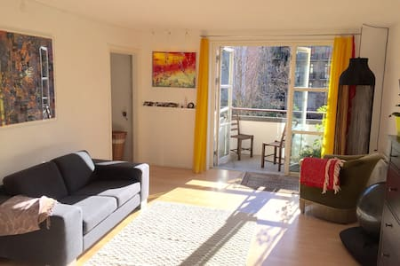 Apartment Close To Central Station