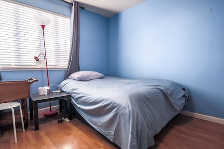 Charming Room in Heart of Silicon Valley - East Palo Alto
