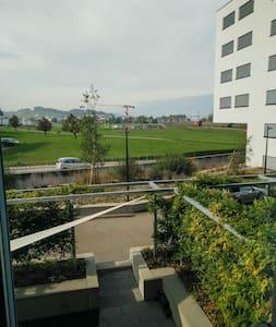 Freiheit in der nähe von Zürich - Freienbach - Apartment