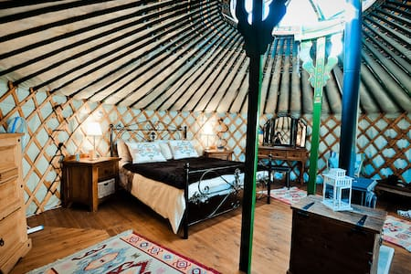 Yurts in Cyprus - unique holidays - Yurt