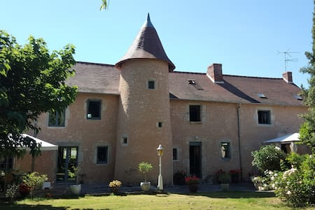 Manoir de La Presle - Bed & Breakfast