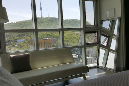 明洞 Studio #2 (1min metro/freeWiFi) - Myeong-dong  - Apartment