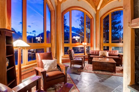 Ultimate Luxury Mountain Escape - Canmore - Villa
