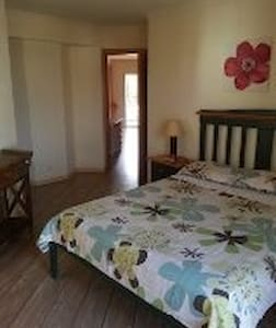 Couple ou Single Room with Pool and near Beach - Bed & Breakfast