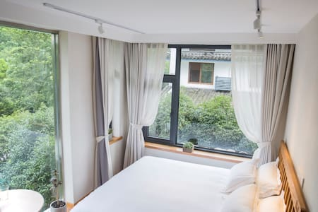 [三支民宿]西湖边风景如画的民宿大床房 - Guesthouse