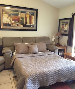 Luxury /Sleeper Sofa/great location - Windermere - House