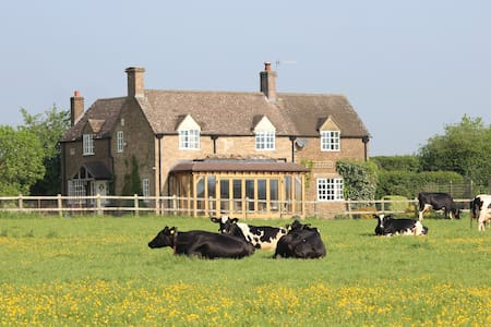 By Nature reserve, Parking, Twin/double ensuite - Bourton-on-the-Water - Bed & Breakfast
