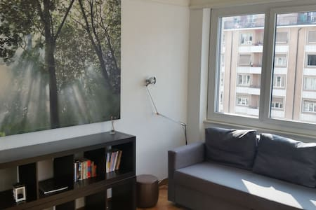 Central, cosy appartement - Wohnung