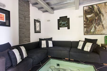 ALPI APUANE-LUXURY HOUSE - Azzano