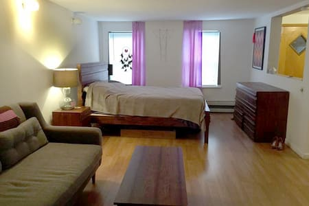 Garden Studio Apartment - Brooklyn - Apartment