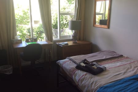 Quaint double bedroom/s - garden view - Trevallyn
