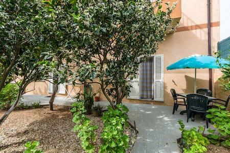Charmant appartement avec jardin - Appartement
