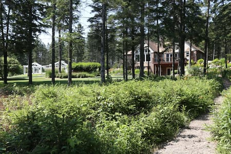 Spectacular Garden Chalet in woods - Maison
