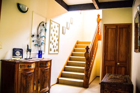 Woodlands Park B&B - Twin Room - Levin - Bed & Breakfast