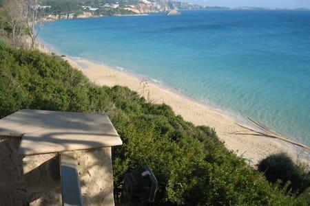 Makris Gialos Beach villa - Argostolion - Villa