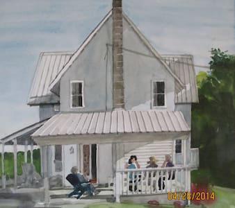 The Bella Vista Guest House - Casa