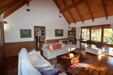 Ruddle's Retreat - Chill in Maleny - Reesville - Hus