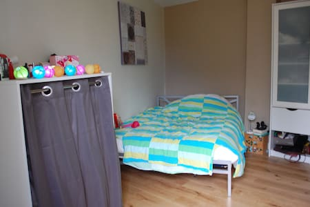 Chambre dans maison de charme proche de LYON. - Lentilly - Bed & Breakfast
