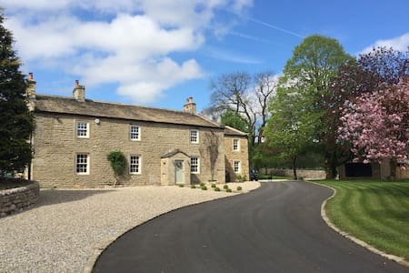 Private Space in Country House - Grassington - Wikt i opierunek
