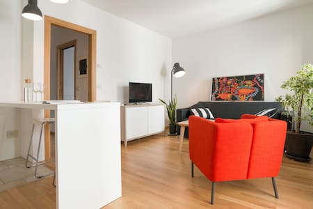 Bright and Cozy Apartment in the heart of town - Treviso - Appartement