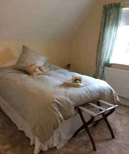 Gorgeous double bedroom - Woolpit - House