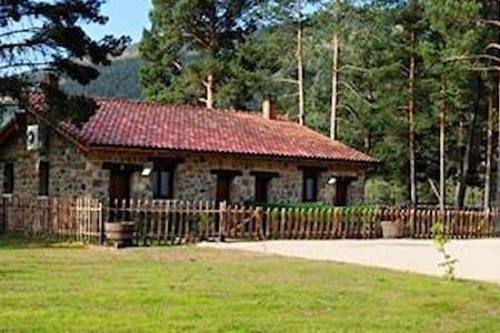 casa en la montaña - Vinuesa - House