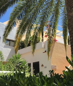 Sea View flat in Sant Carlos, Ibiza - Appartement