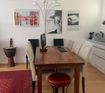 Moderne Wohnung am Stadtrand 1230 - Lakás