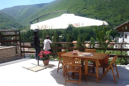 """Casa vacanze """"La Cinciallegra"""" nei Monti Sibillini - Wohnung"""