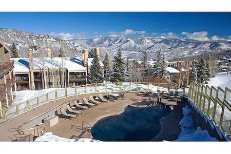 Timberline Condominiums  - 1BR Condo #C-2-G - Snowmass Village - Condominium