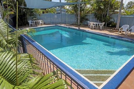 Pool Side Holiday Villa 1 - Torquay