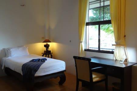 The Passport Hotel: So Ra Tae - Mae Sot - Dorm